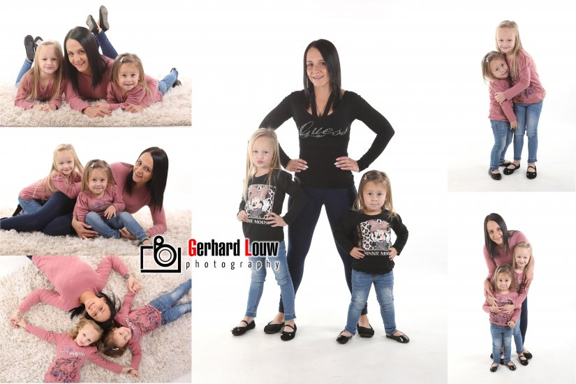 Studio Family Photographer Gauteng